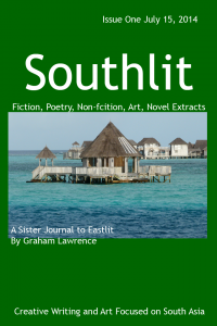 Southlit. Pre-Launch Model Cover by Graham Lawrence. Picture: Matt Adcock.